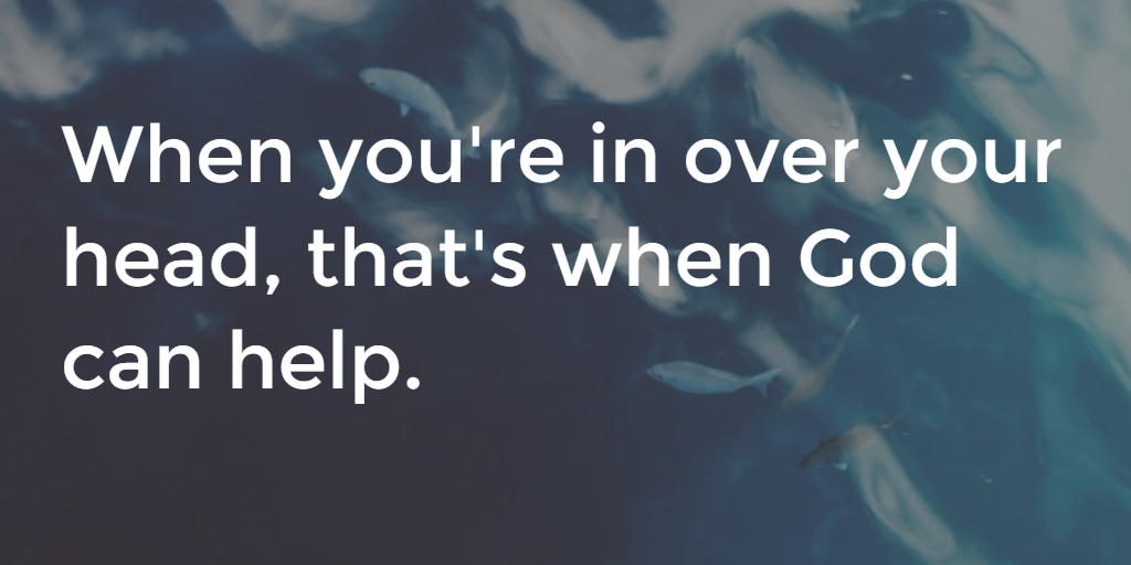 in-over-your-head