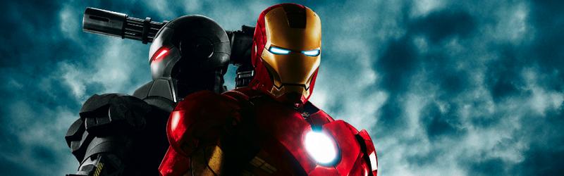 The MCU Ranked—Iron Man 2