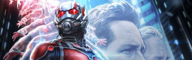The MCU Ranked—Ant-man