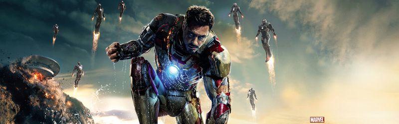 The MCU Ranked—Iron Man 3