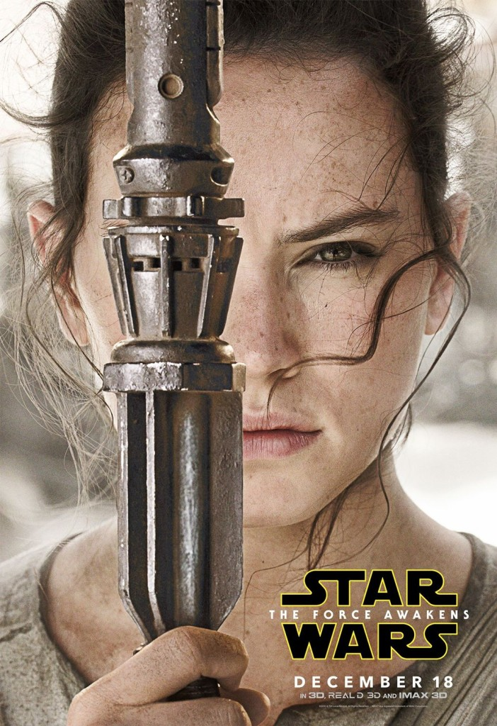 Rey—The Force Awakens