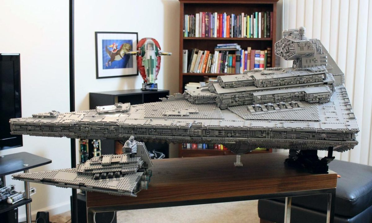 Imperial Star Destroyer Tyrant