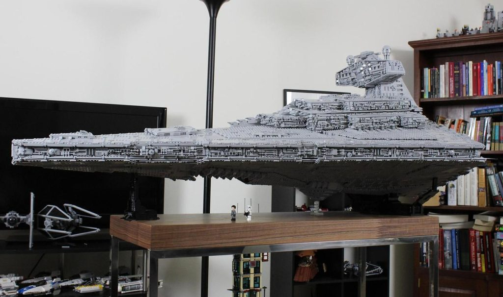 LEGO Imperial Star Destroyer Tyrant