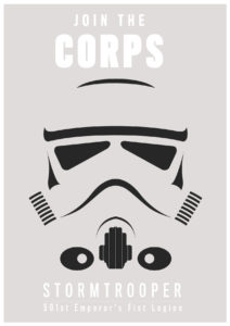 Join the Corps Stormtrooper