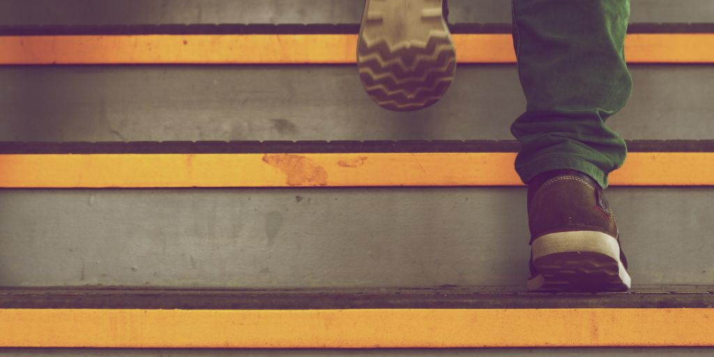One More Step - Flash Fiction Friday