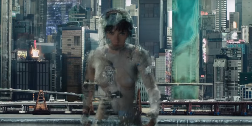 Ghost in the Shell First Official Trailer Thoughts