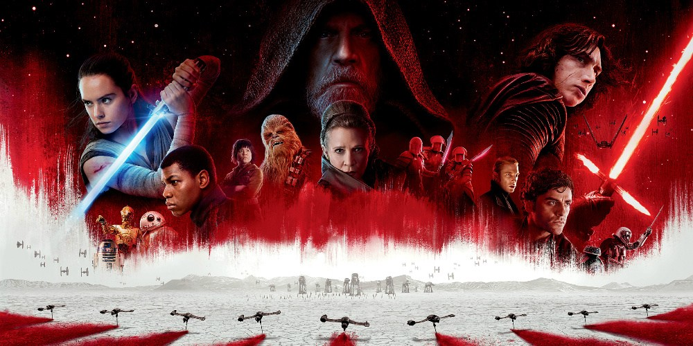 3 Things I Liked (and Some Things I Didn't) About The Last Jedi – 10 the Podcast